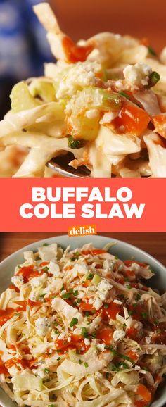 Buffalo Cole SlawDelish