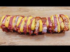 Das einfachste und schnellste Rezept für das Abendessen, nur 2 Zutaten in 5 Minuten Arbeit #226 - YouTube Beef And Potatoes, Le Diner, Baked Potato, Carne, Sushi, Food And Drink, Dinner Recipes, Cooking Recipes, Yummy Food