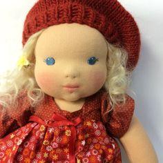 Lali Doll Nursery Waldorf Doll