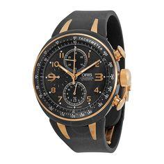 Oris TT3 Chronograph Automatic Men's Watch 674-7587-7764RS - TT3 - Oris - Watches - Jomashop