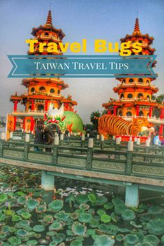 Travel Bugs: Taiwan Travel Tips