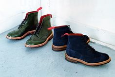 A Bathing Ape x Tricker's 2012 Fall/Winter Stow Boots   Hypebeast Mobile