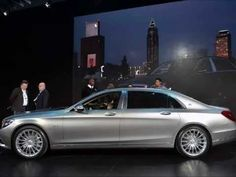 2016 Mercedes Maybach S600  revealed at 2014 LA Auto Show   - 6.0 liter V12 engine with  523HP and 612TQ - 0-60 MPH  in 5 seconds with a limited top  speed of 155MPH -