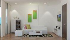 Living room Maple park apartement
