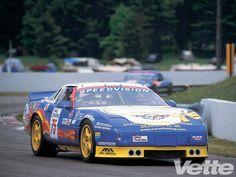 c4 corvette | Chevrolet Corvette Zr1 C4 Zr1 Race Car Photo 1