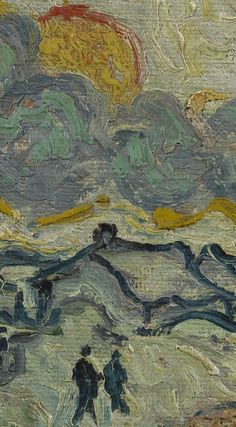 Detail of ' Reminiscence of Brabant', March-April Vincent van Gogh - Credits (obliged to state): Van Gogh Museum, Amsterdam (Vincent van Gogh Foundation). Van Gogh Drawings, Van Gogh Museum, Vincent Van Gogh, Lovers Art, Artsy, Paintings, Detail, Yellow, Artwork