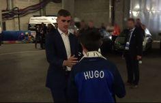 Euro 2016 : le fils du policier assassiné a rencontré Griezmann après France-Eire