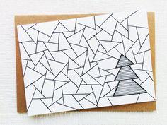 Christmas card  Card  Kerstkaart  Happy new year door SweetAndMellow
