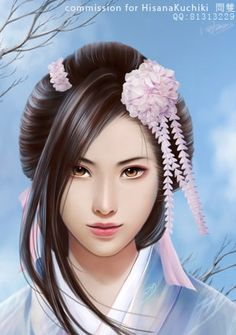 Fuchida Tsuyako by shuangwen on DeviantArt