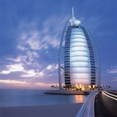 Hotel Dubai burj Arab