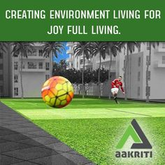 Creating Environment living for the joy-full living. #Villasforsale and #apartmentsforsale #Hyderabad http://www.aakritihousing.com