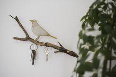 Inspiring key holder
