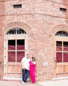 Downtown North Atlanta engagement session Shannon Ford Photography