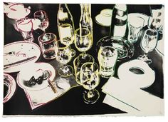 Andy Warhol, After the Party (Authenticated), 1979