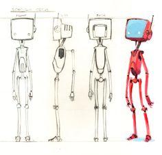 Robo-san ortho by sketcheth.deviantart.com on @deviantART