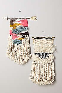 Anthropologie - Handwoven Arrow Tapestry, Small
