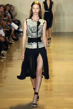 Altuzarra Spring 2016. See all the best runway looks from new York Fashion Week here: