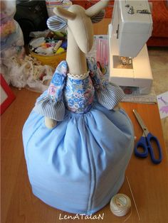 "Мастер-класс: кукла-грелка на чайник - жирафа ""Розали"" - Ярмарка Мастеров - ручная работа, handmade"