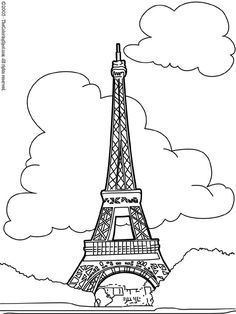 Wonders Of The World Coloring Pages