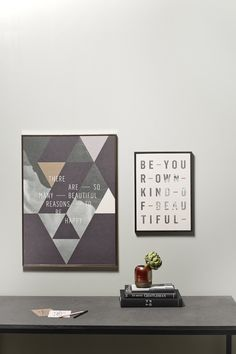 Posters I Love My Type