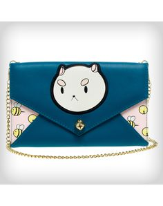 Bee and Puppycat Envelope Wallet