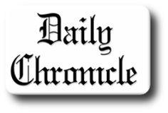 Logo do jornal Daily Chronicle