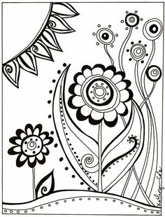 My first coloring page Kathryn Cole coloring book page
