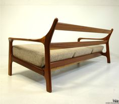 danish furniture | furniture danish modern on Danish Modern Settee Sofa Komfort Denmark