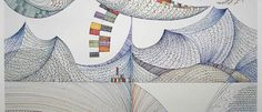 John Bevan Ford: Works on Paper National Art, National Museum, Elton John Tribute, New Zealand Art, Maori Art, Maritime Museum, Collaborative Art, Wave Pattern, Community Art