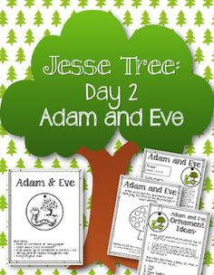"""All of our Jesse Tree Units include the following:-The Story Behind Jesse Tree-List of Complete Jesse Tree Set(See BUNDLE listing below to buy them all at once)-Directions on how to use unit-Summary Page (Includes Summary and Daily Scripture Passage to read)-""""Do You Remember"""" Page (Questions to ask your child)-Ornament Page (Ornament to color and cut out)-Design your own Ornament page (Blank Ornament to design on your own)-Ornament Ideas for the Unit (More ideas to make your own or buy…"""