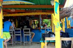 bonaire beach bars | Bonaire Beach Bars – Jibe City and Hangout Beach Bar, Kralendijk
