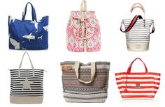 15 Bags to Take You to the Beach and Back this Summer