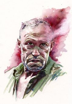 Walking Dead: Merle 2 Comic Art