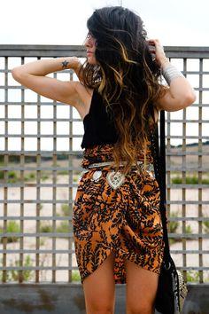 skirt/belt