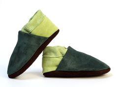 Hausschuhe hergestellt in Germany Jessica Pahnke Designs,Krabbelschuhe mit Namen Taufe weiches Leder Lauflernschuhe Boho Fuchs Babyschuhe Krabbelschuhe Stern soft leather Shoes