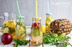 Acque+Detox,+le+acque+aromatizzate