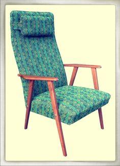 swedish vintage armchair