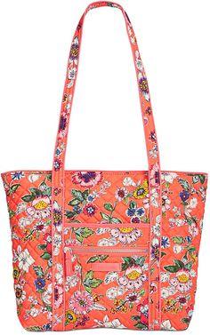 54d65dcf7a Vera Bradley Iconic Small Vera Tote Handbags   Accessories - Macy s