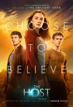 The Host! Can't wait for this movie- it actually looks like they've done a MUCH better job with it than Twilight!!