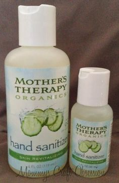 Mommys Craft Obsession: Mother's Therapy Organics Review & Giveaway!
