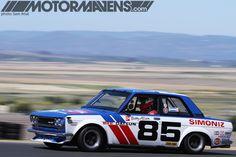 BRE Datsun driven by Adam Carolla Datsun 510 Alfa Romeo, Trans Am, Nissan Infiniti, Datsun 510, Speed Racer, Bmw, Indy Cars, Japanese Cars, Rally Car
