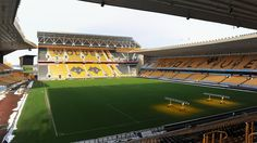 The Molineux - Wolverhampton Wanderers