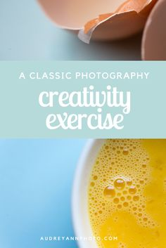 A creativity exercise is a great photography project to undertake to lift you up out of a rut, or just to help you practise your photography skills! Click through to read how to do it!