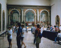 Thomas Struth - Galleria dell'Accademia I, Venice 1992 (1992)