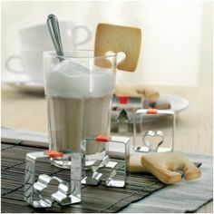 Drink Edger Cookie cutter set of 4  £11.23