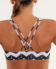 Free To Be Sports Bra / $42 / LuLu Lemon