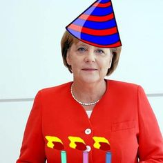 Happy Merkel Birthday