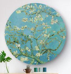 Ronde oude meesters: wandcirkels en muurcirkels HIP ORGNL Masters Van Gogh, Wall Decor, Home, Products, Wall Hanging Decor, Ad Home, Homes, Haus, Gadget