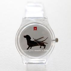 Mochi & Jolie® Dachshund Watch