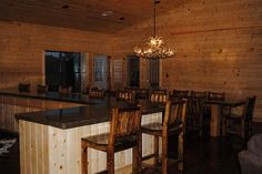 Whitetail Hunting Lodges